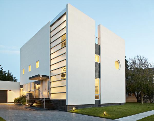 Dom w stylu Art deco