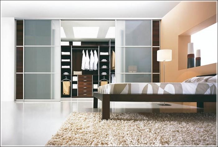 sypialna garderoba