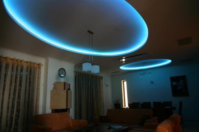 Podśwetlenie LED - fot. LARS