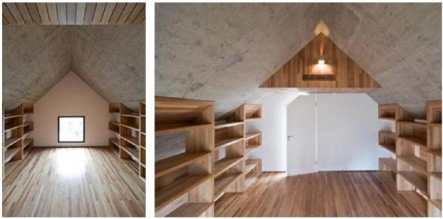 dom z betonu- projekt