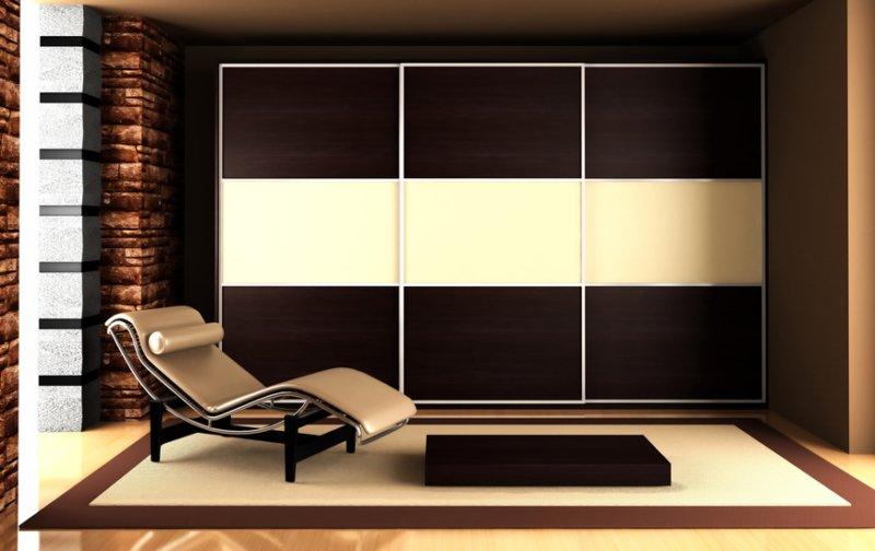 garderoba pokój do relaksu