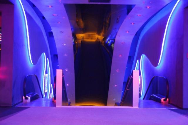 klimatyczne podświetlenie LED - fot. LARS