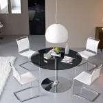 okrągły stół Kler - kolekcjar Calligaris
