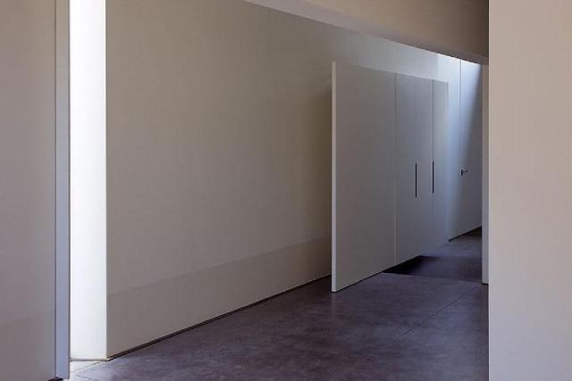 korytarz loftowy -fot. AABE
