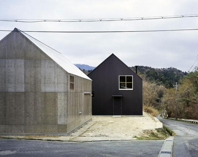 Dom w Hieidaira by You Shimada/Tato Architects