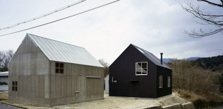 Dom w Hieidaira - fot. You Shimada/Tato Architects