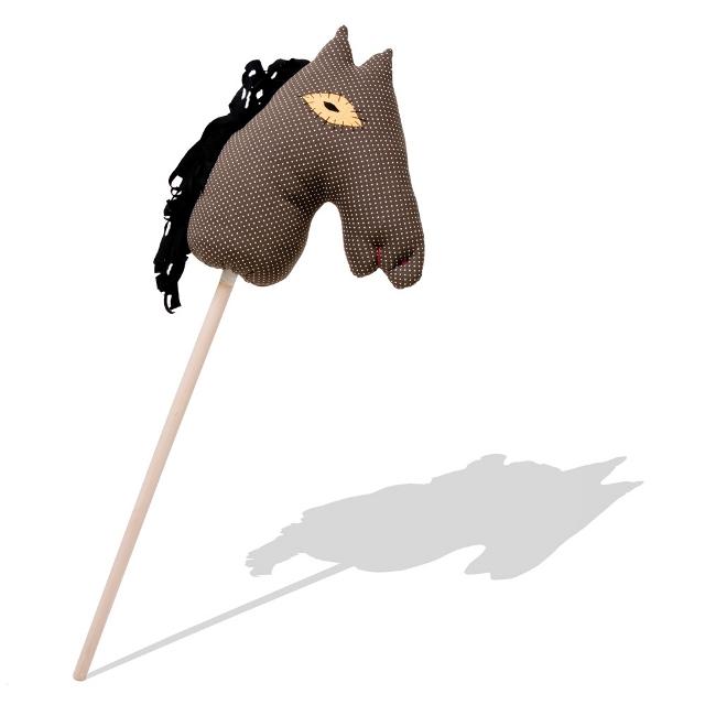 koń na patyku