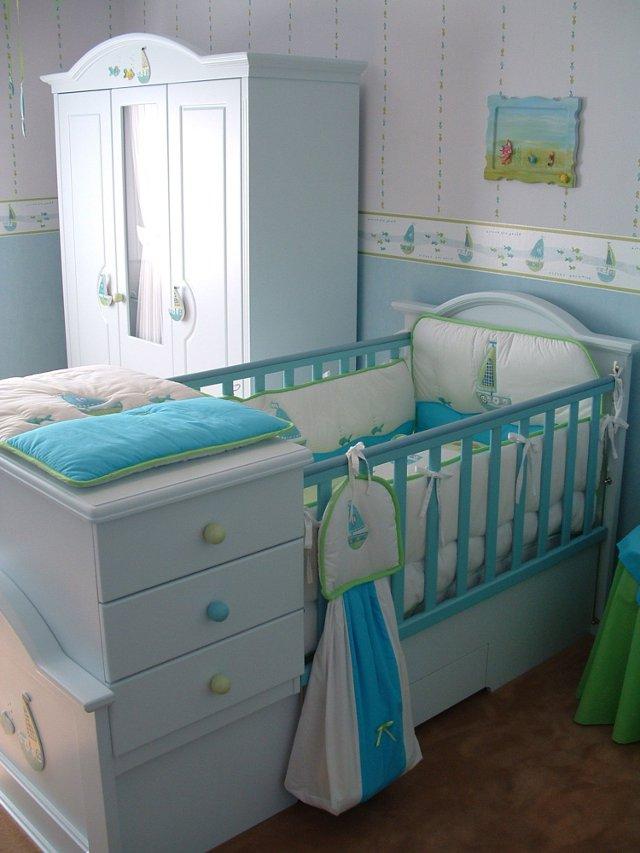 Pokój dziecka powienien być przede wszystkim bezpieczny