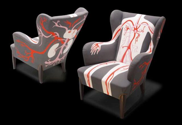 anatomiczne fotele od Tante Wera