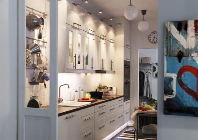 Oświetlenie Kuchenne Fot Ikea Dekornictwopl Otaczaj