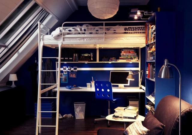 oświetlenie pokoju dziecięcego - fot. IKEA