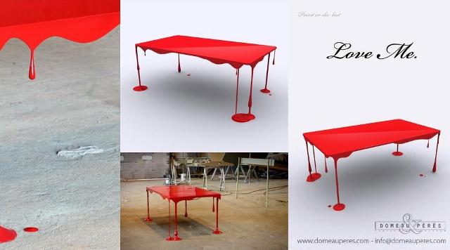 krwawy stół