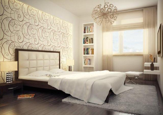 przykładowa sypialnia by LimeStudio