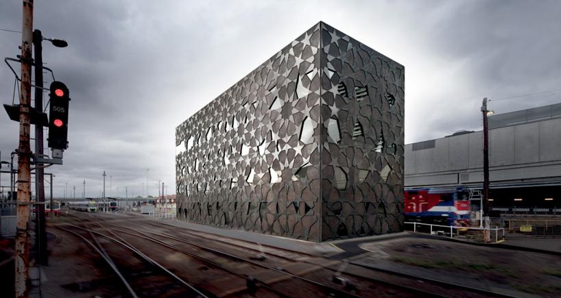 Budynek Yardmaster - fot. studio Mcbride Charles Ryan