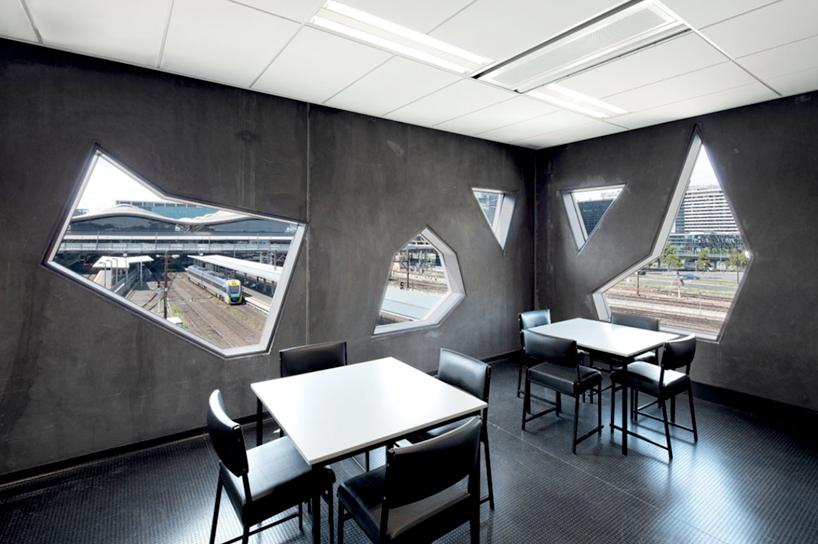 Nietypowe okna Yardmaster - fot. studio Mcbride Charles Ryan