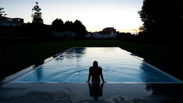basen w Casa Fez - fot. Fernando Guerra