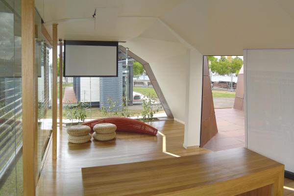 tak ma wyglądać eko-dom przyszłosci wg australijskich projektantów z Xenian