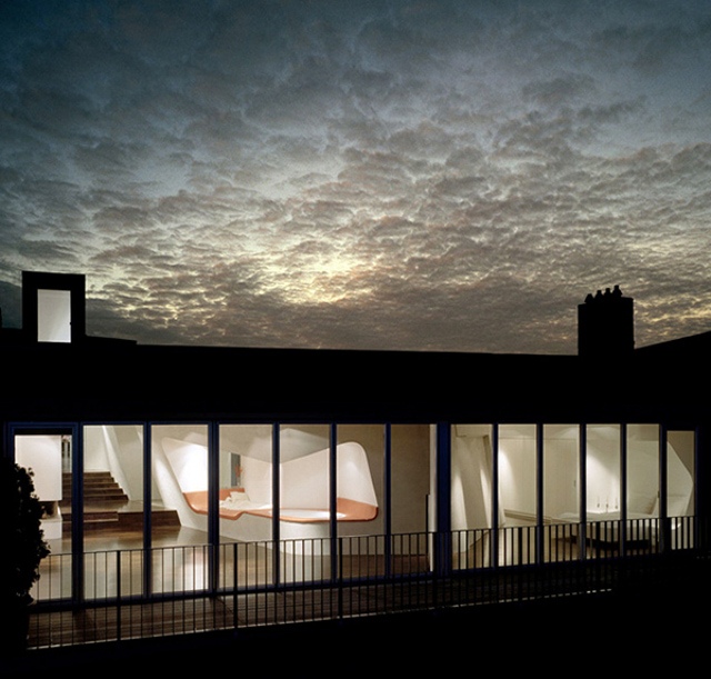Loft Gleimstrasse - widok z zewnątrz (fot. Jan Bitter)