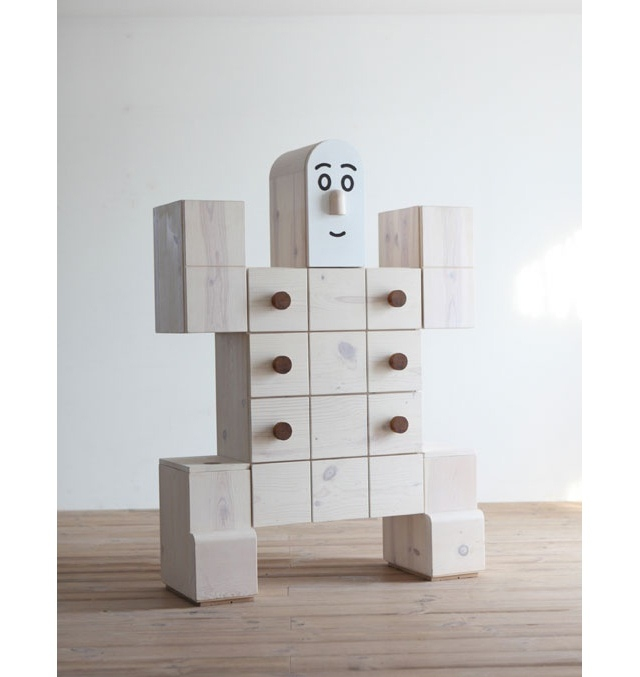 szafko-robocik od Hiromantsu