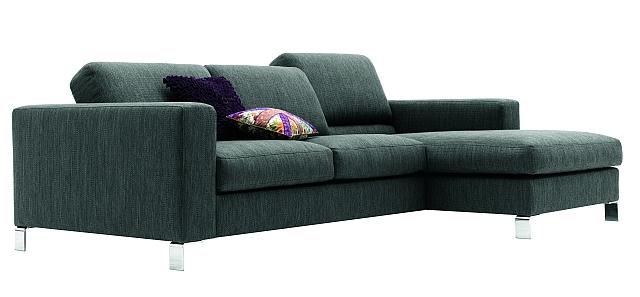 Sofa Cesto z szezlongiem od BoConcept