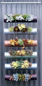 Modular-Cylinder-Planters