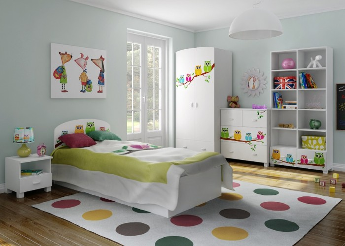 Miretto – pokój ze snów