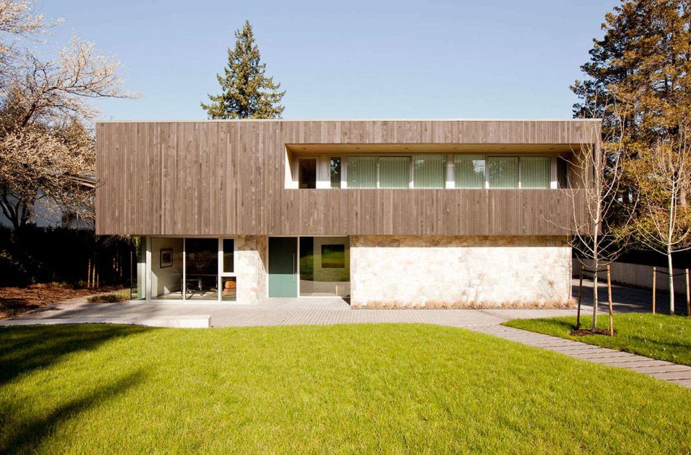 Point Grey - rezydencja rodzinna autorstwa pracowni Evoke