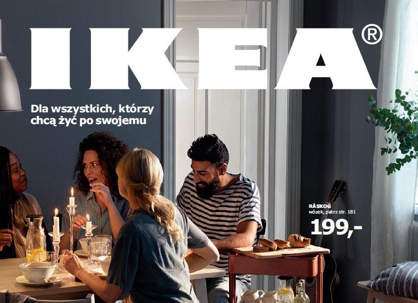 IKEA - okładka nowego katalogu